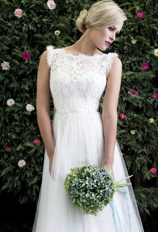 Angela Marcuccio Wedding Dress Collection