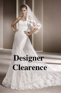 Designer Clearence