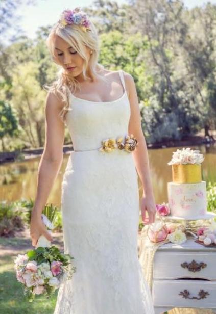 Wedding Dress Accessories Perth